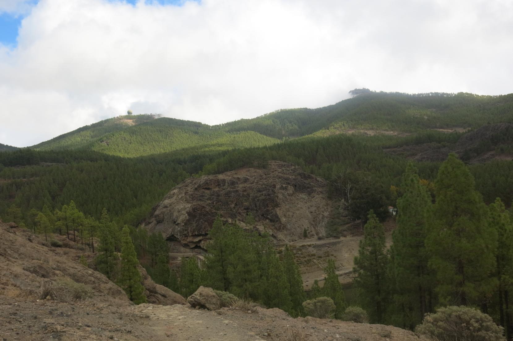 Гран канария барбекю в лесу барбекю с козырьком